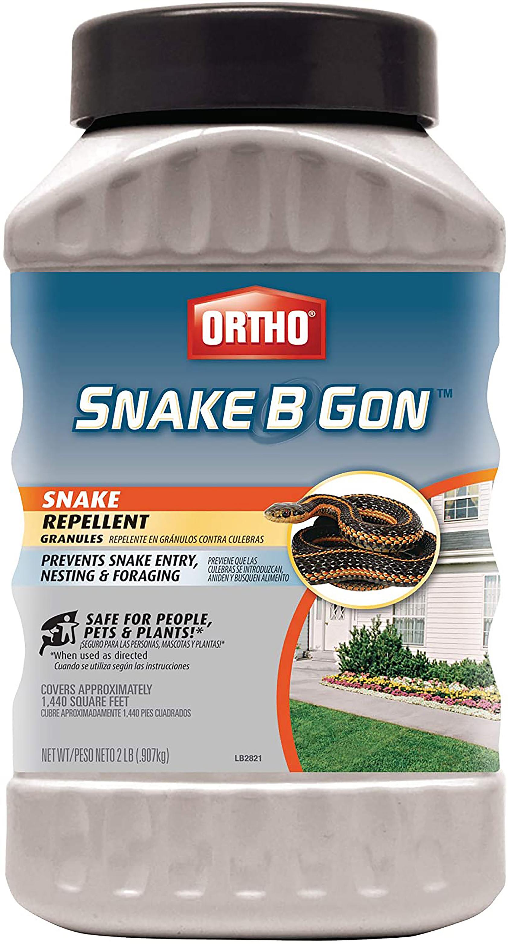 Snake-B-Gon Snake Repellent Granules  review