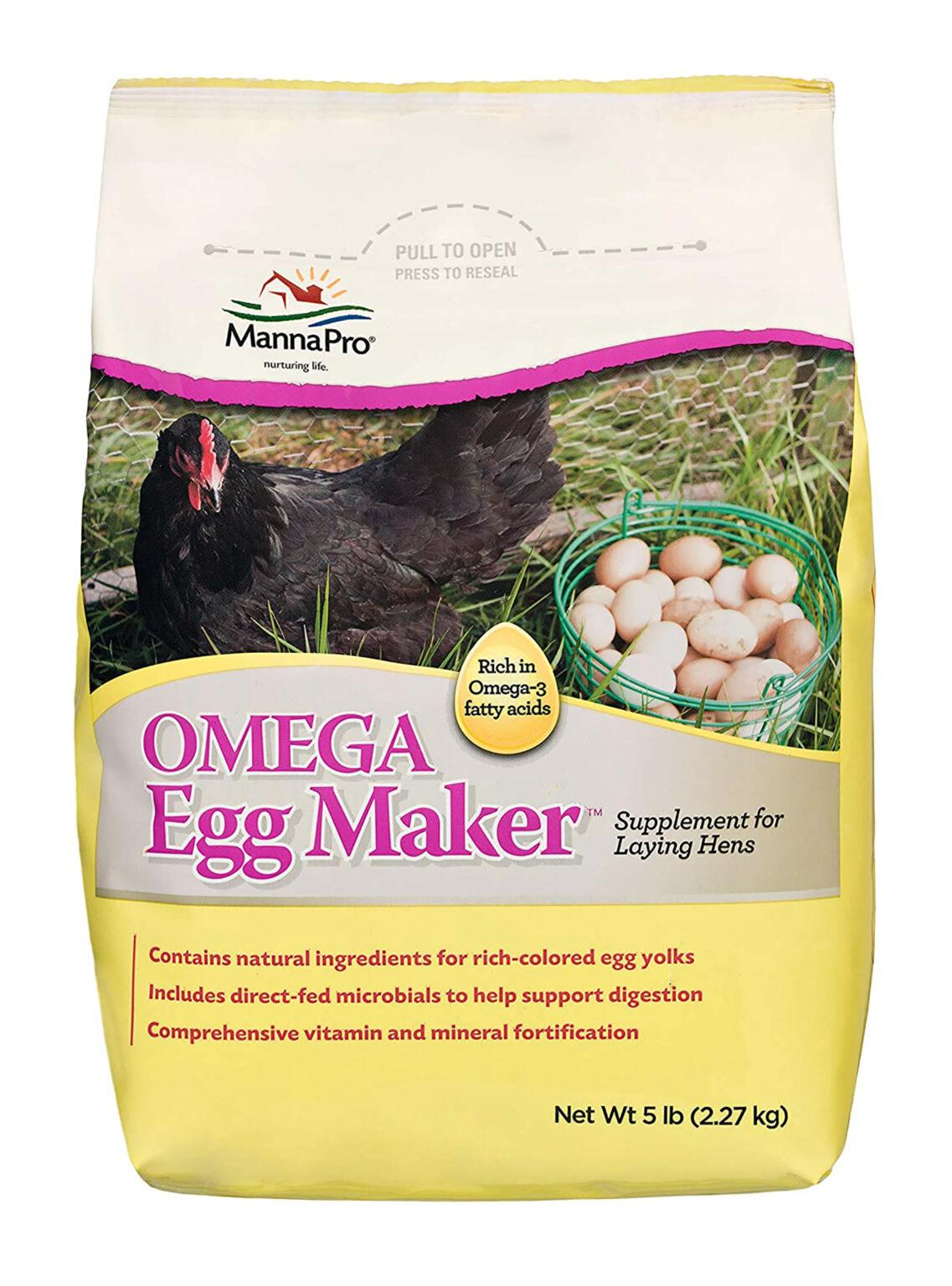 Omega Egg Maker review