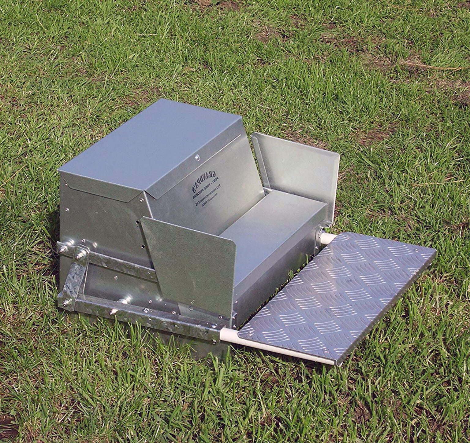 Steel Poultry Feeders review