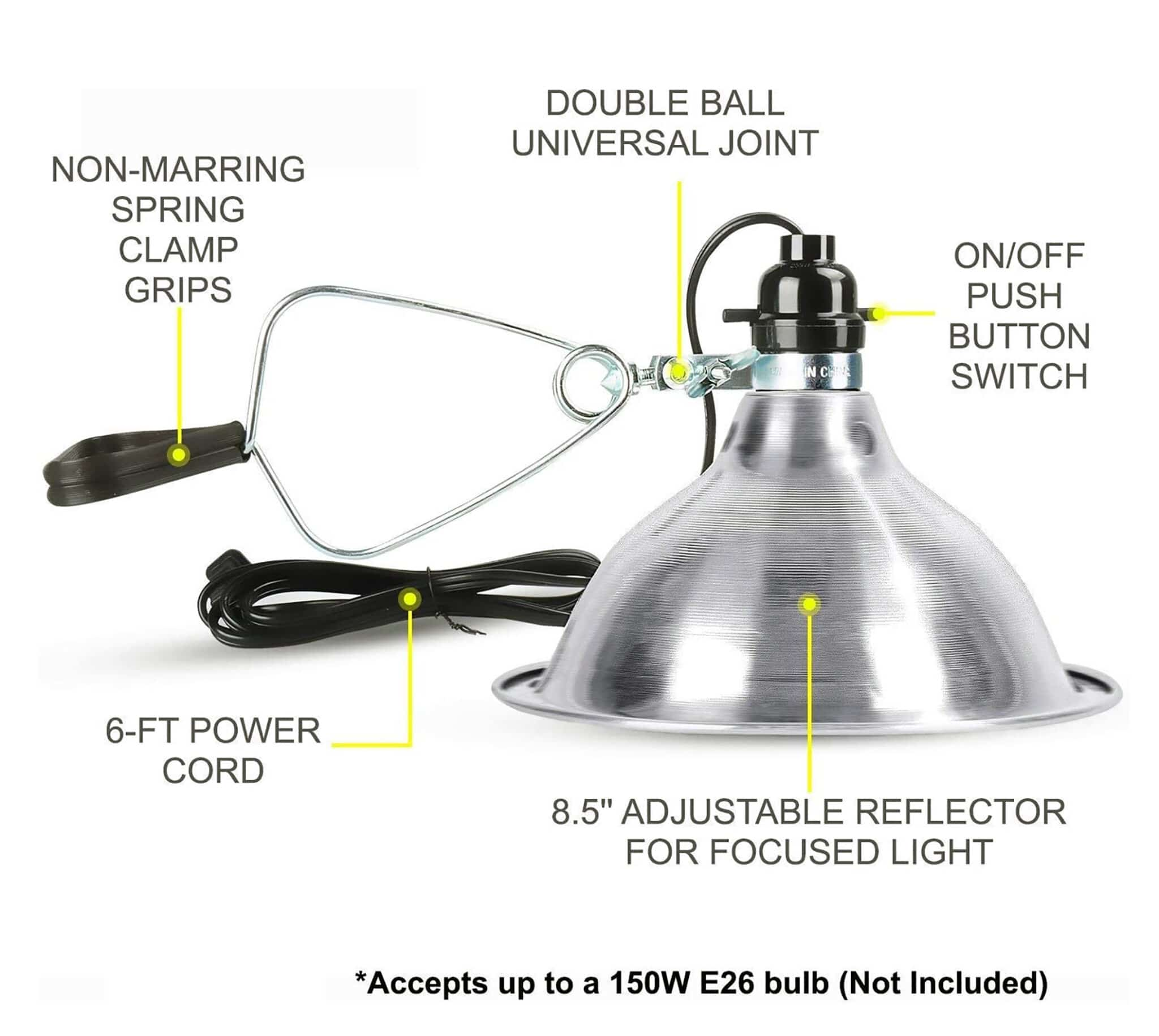 Best Heat Lamp Bulb with Thermostat