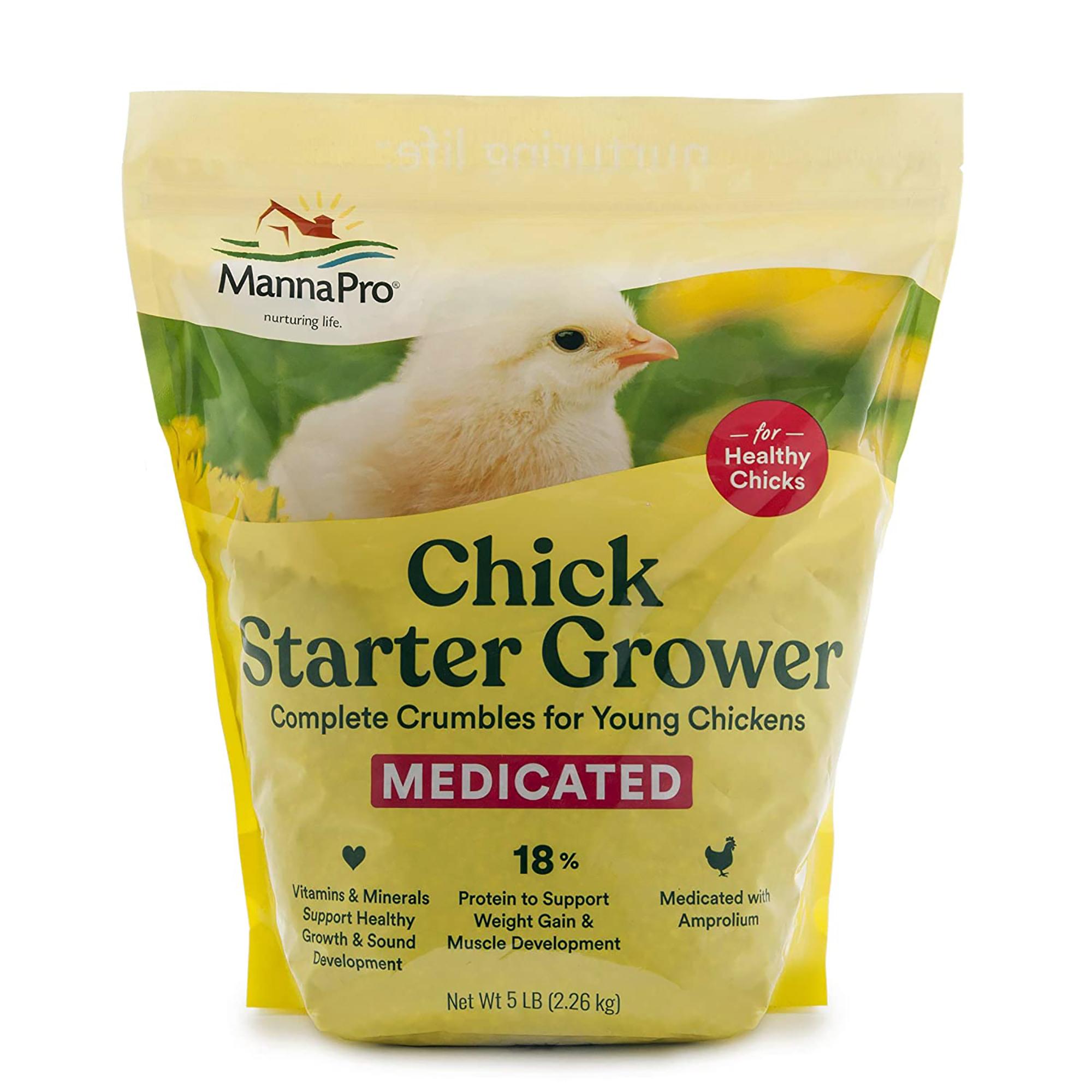 Manna Pro Chick Starter review